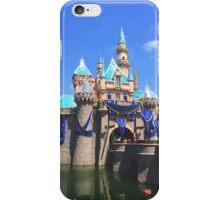Disneyland's Sleeping Beauty's Castle #9 iPhone Case/Skin