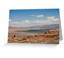 Lake Mead Greeting Card