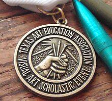 my V.A.S.E. medal by layveena