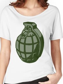 Hand Grenade Women's Relaxed Fit T-Shirt