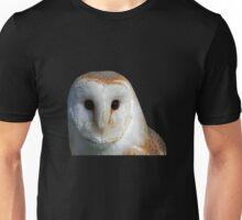 Barn owl Unisex T-Shirt