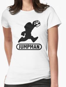 Jumpman Womens Fitted T-Shirt