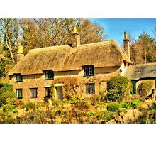 Thomas Hardy's Cottage Photographic Print