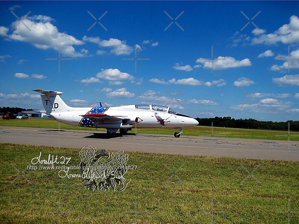 eagle plane  by LoreLeft27