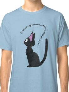 Jiji The Cat (No BG) Classic T-Shirt