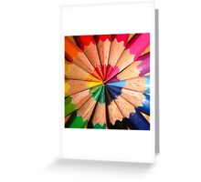 In order to have friendship you must look past the color to the soul, because within the soul lies a rainbow of many colors - Lyman Frank Baum Greeting Card