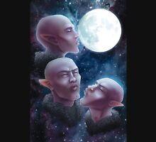Three Elf Moon Unisex T-Shirt