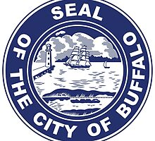 Seal of Buffalo, New York  by abbeyz71