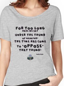 Mojo Quote Women's Relaxed Fit T-Shirt