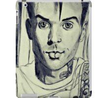 Travis Barker iPad Case/Skin