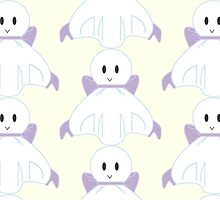 Purple Teru Teru Bozu by magical-elf