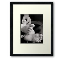 Best Beginnings Framed Print