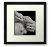 Cherished Framed Print