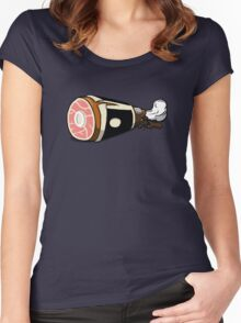Ham Solo Women's Fitted Scoop T-Shirt