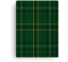 00362 Wexford County (District) Tartan  Canvas Print