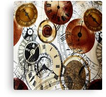 Time 2 Canvas Print