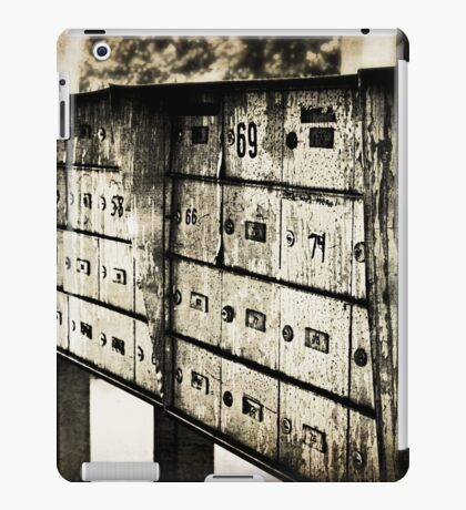 Long time ago when we would write iPad Case/Skin