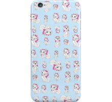 Marie Pattern - The Aristocats iPhone Case/Skin