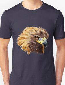 Golden Eagle (Shirt) Unisex T-Shirt
