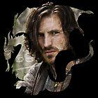 Merlin- Gwain Camelot Crest by frostwolf0303