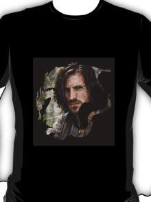 Merlin- Gwain Camelot Crest T-Shirt