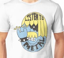 Listen To Metal Unisex T-Shirt