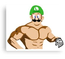 Do You Even Luigi? Canvas Print