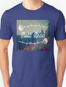 Matt Redd Wilderness Shirt, Sweaters and Stickers! T-Shirt