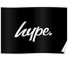 Hype Logo Poster