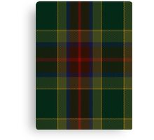 00361 Waterford County District Tartan Canvas Print