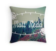 Matt Redd Wilderness Throw Pillow and Totes Throw Pillow