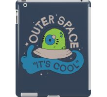 OUTER SPACE! iPad Case/Skin