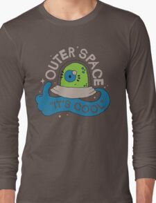 OUTER SPACE! Long Sleeve T-Shirt