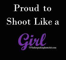 shoot like a girl w by 757ladiespackin