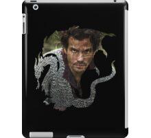 Merlin- Lancelot Crest iPad Case/Skin