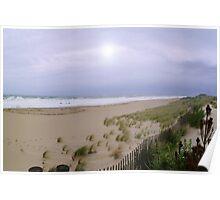 Sea Girt Dunes Poster