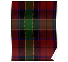 00359 Waterford Tartan  Poster