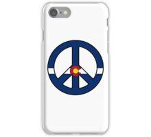 A Peace of Colorado iPhone Case/Skin