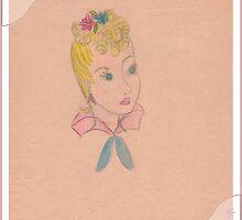Miss Smug by Rosalie Scanlon