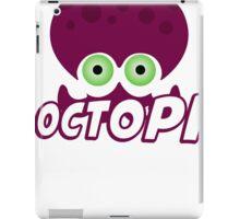 Splatoon - Octopus iPad Case/Skin