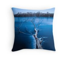 Phantom Limb Throw Pillow