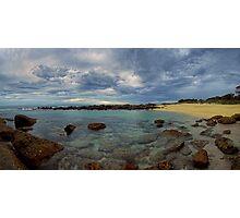 Castaway Beach Photographic Print