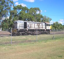 1960's Coal Hauler Loco by 4spotmore