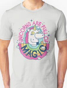 UNICORNS ARE FULL OF MAGIC! T-Shirt
