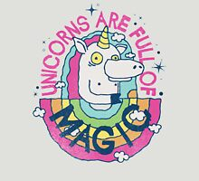 UNICORNS ARE FULL OF MAGIC! Unisex T-Shirt