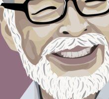 Hayao Miyazaki Sticker