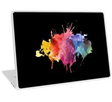 Paint Splatter Laptop Skin