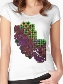 Garden Women's Fitted Scoop T-Shirt