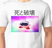 commander kirby demands death and destruction Unisex T-Shirt