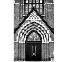 St. Mary's Church Study 6  Photographic Print